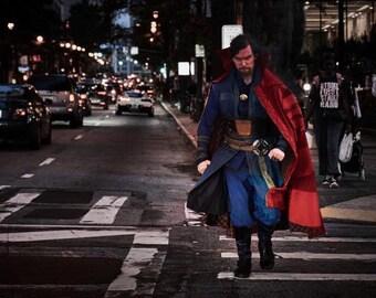 Custom cosplays superhero villain movie characters comic universe