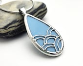 Stained glass pendant - 9119
