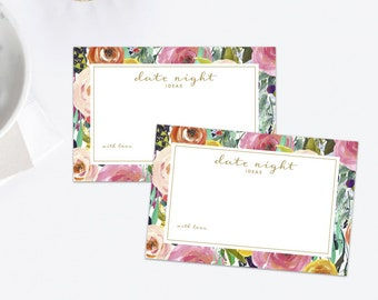 printable date night invitations