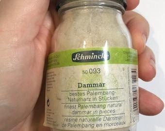 Schmincke Dammar Resin Crystals, Damar Crysta Resin, Encaustic Wax Supply