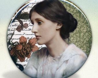 Virginia Woolf  Pocket Mirror