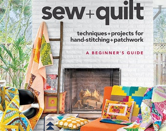 Signed copy of SEW + QUILT by Susan Beal