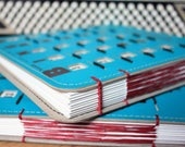 Made to Order BINGO Book, Vintage Wedding Book, Vintage BINGO, Sketchbook, Back to School, Journal - made to order