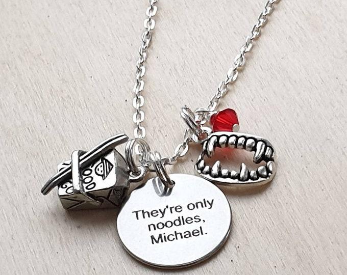 Charm Necklaces