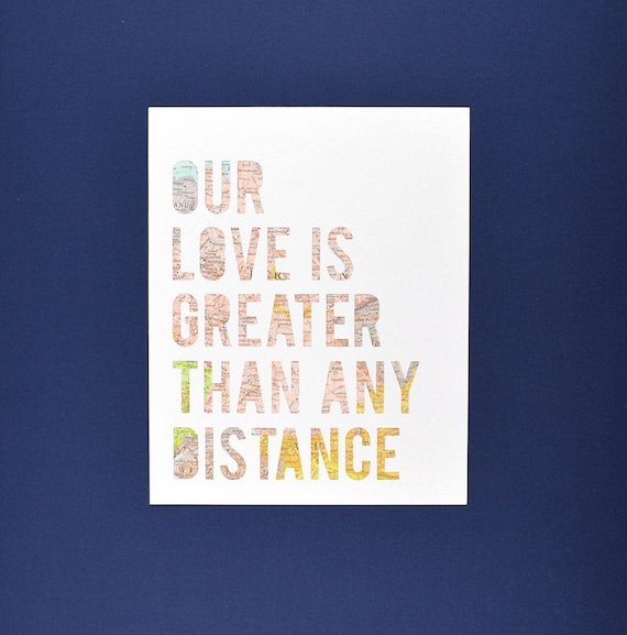 Long Distance Boyfriend Gift Long Distance Relationship Gift Etsy