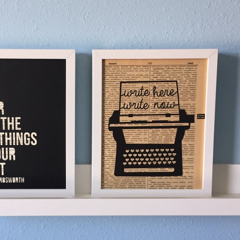 Writer Gift Under 50 Gifts for Authors Gift Idea for English image 0