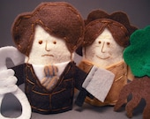 Harold and Maude Finger Puppets