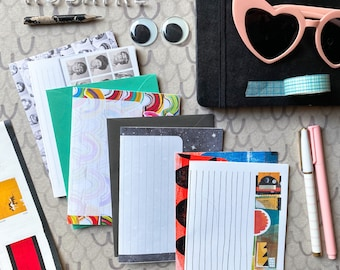 Variety Pack Letter Writing Paper Stationery Set, writing papers and envelopes by Robayre