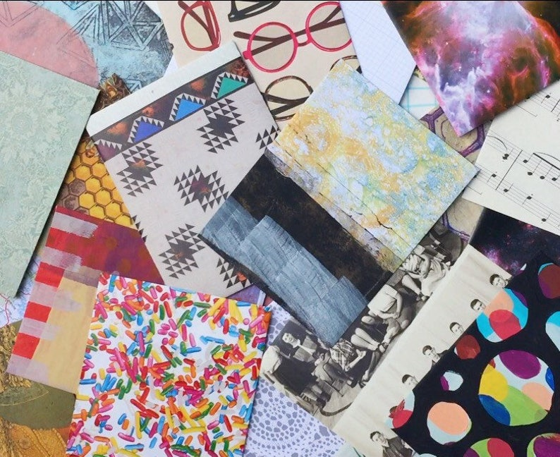 Assorted Handmade Envelopes image 0
