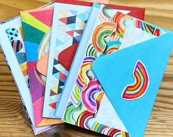 Variety Pack Letter Writing Paper Stationery Set, writing papers and envelopes