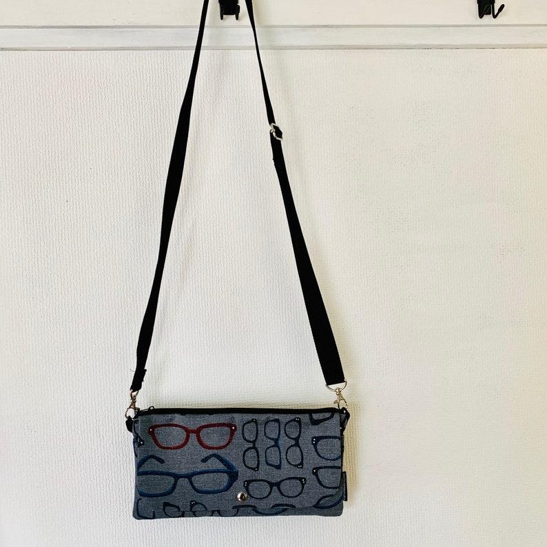 Sacoche bagcross body bag \u30fc glasses