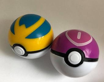 Medium Pokemon Pokeball Ring Box