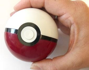 Large Pokemon Pokeball Ring Box