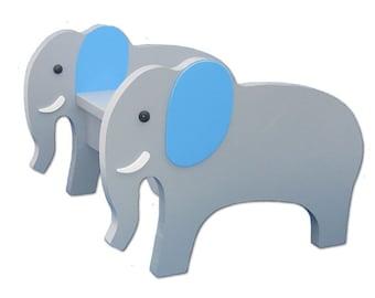 Elephant Step Stool