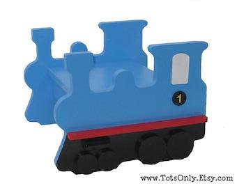 Train Engine Step Stool