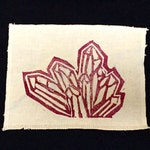 Special listing for shipping upgrade for Karen Hemp Patch - Lotus Patch