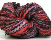 HandSpun ThreadPly YARN - Dream Catcher - blended wools 82 yards 3.3 oz