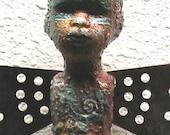 Artist Sale  Spirit of Truth  Assemblage Art doll