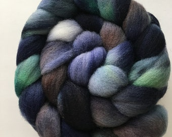 Hand Painted Roving