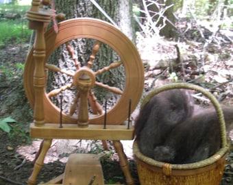 Custom Handspun Yarn Custom Handspinning Spinning Service
