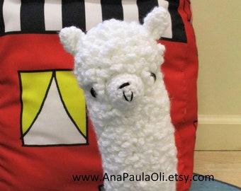 NEW** Funny LLama amigurumi crochet pattern - PDF Digital Download