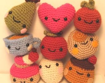 Amigurumi World: Seriously Cute Crochet: Ana Paula Rimoli ... | 270x340