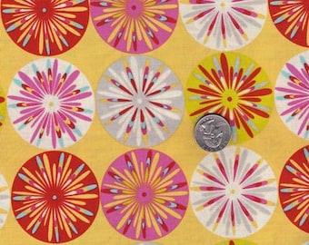 SALE - Fat quarter - Dena Fishbein - Kumari Garden - Sashi in Pink cotton quilt fabric