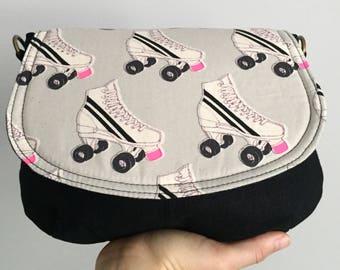 Small Saddle Bag - Rollerskates