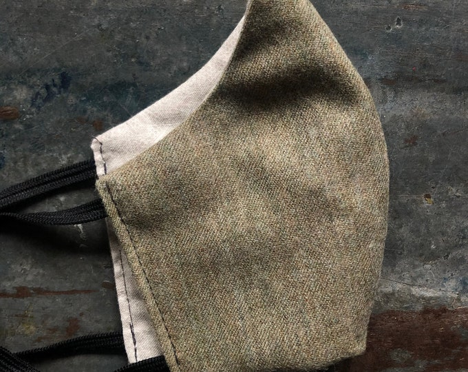 winter face mask in wool