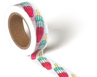 Popsicle Washi Tape