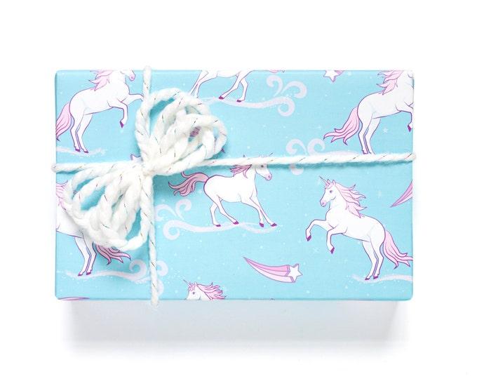 Unicorn Gift Wrap