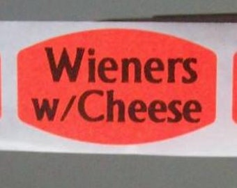 40 WIENERS w/ CHEESE, Y'ALL