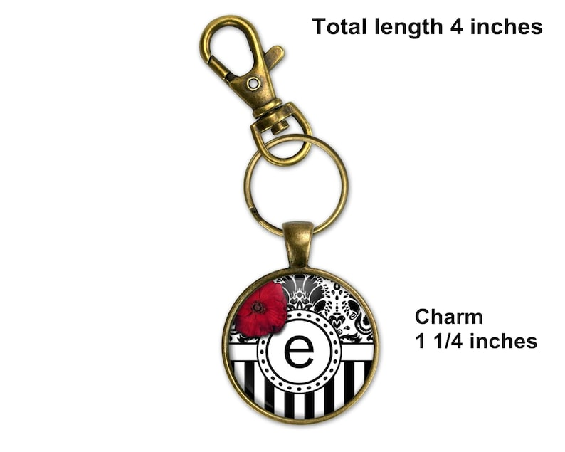 purse jewelry large clasp lanyard. badge holder Key chains pet leashes bronze luggage tag 20 Bronze swivel hook CLASPS with key ring