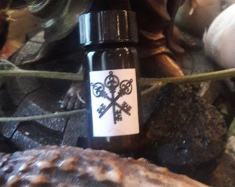 Temple of the Bones Ritual Oil