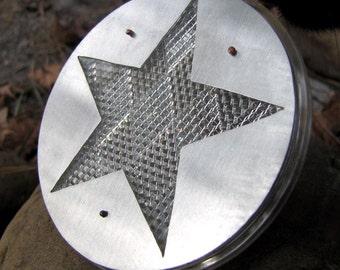 Star Bike Reflector