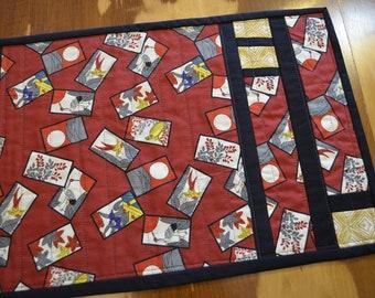 Japanese Table mat - Hanahuda -