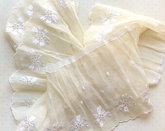 Lace hem 20mm Pink cotton lace 13m Baby pink lace trim Crochet lace ribbon Embellishment Sewing Craft  13.4m = 14.7yards