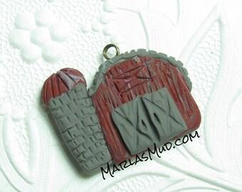 Polymer pendants, beads