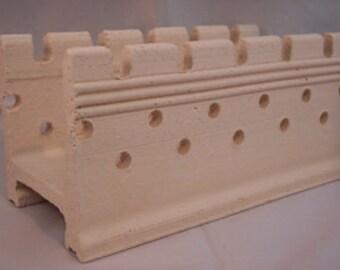 Kiln Bead Rack, Kiln Furniture, Bead firing holder