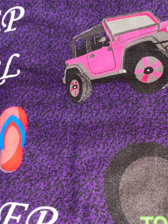 Go Topless Jeep Mud Leggings OS TC