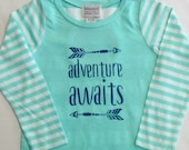 Adventure Awaits Girls Mi...