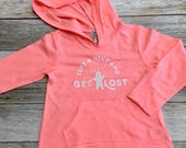 "Girls Hoodie with ""T..."