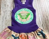 Girl's Toddler Tank D...