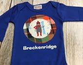 Baby Boy Gift Bodysuit - ...