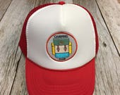 Youth/Kids Trucker Hat- w...
