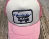 Toddler/Kids Trucker Hat-...