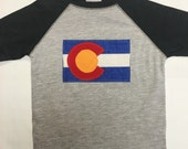 Boys Colorado Flag Baseba...