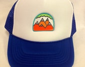 Youth Trucker Hat- with F...