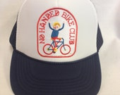 Youth Trucker Hat-with Bi...