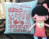 """Pillow 14"""" Breckenri..."""